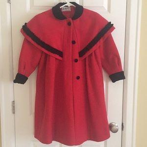 Vintage Rothschild children's coat